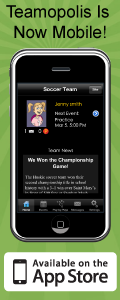 Download the Free Teamopolis iPhone App for Leagues/Clubs
